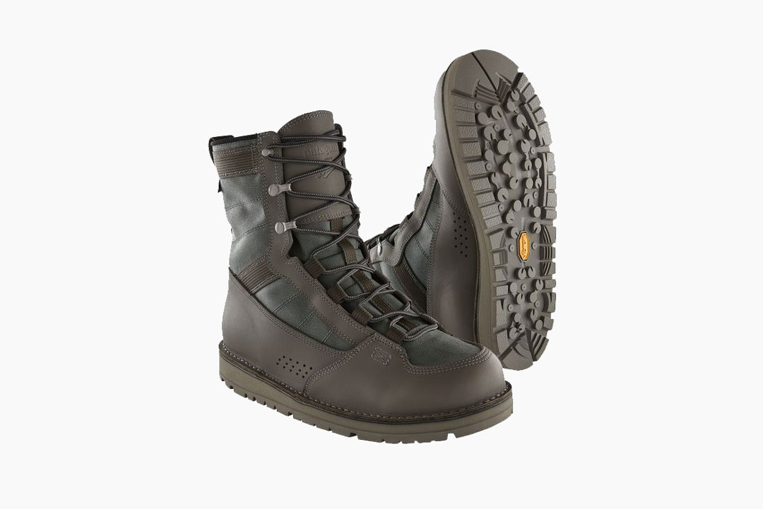 Patagonia River Salt Wading Boots (Built By Danner) - Two great brands have teamed up to offer one of the most stable, durable wading boots on the market. The River Salt is built to handle salt water in the Bahamas or snow-fed rivers in Montana, giving dear ol' dad every opportunity to wet the line.
