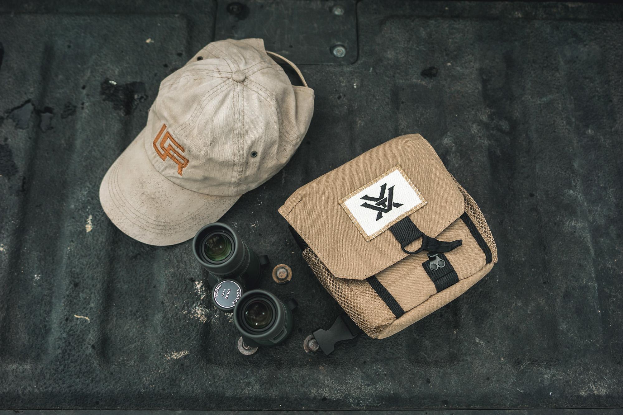 The Razor HD 10x42 binoculars are best in class.  Shop them here