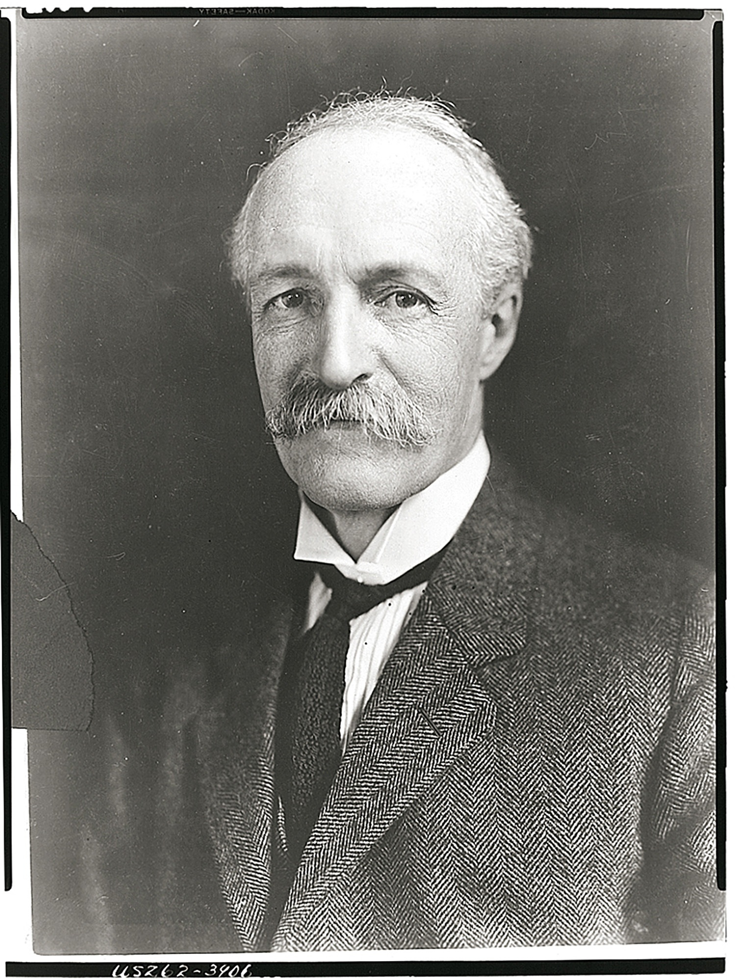 One of the Club's earliest members, Gifford Pinchot joined Boone and Crockett in 1897. He was a devout forester and set policy as head of the United States Forest Service during the department's infancy in the early 1900s, firmly believing that the country's vast forests were a renewable, profitable resource meant to be managed by the federal government, rather than private holdings.