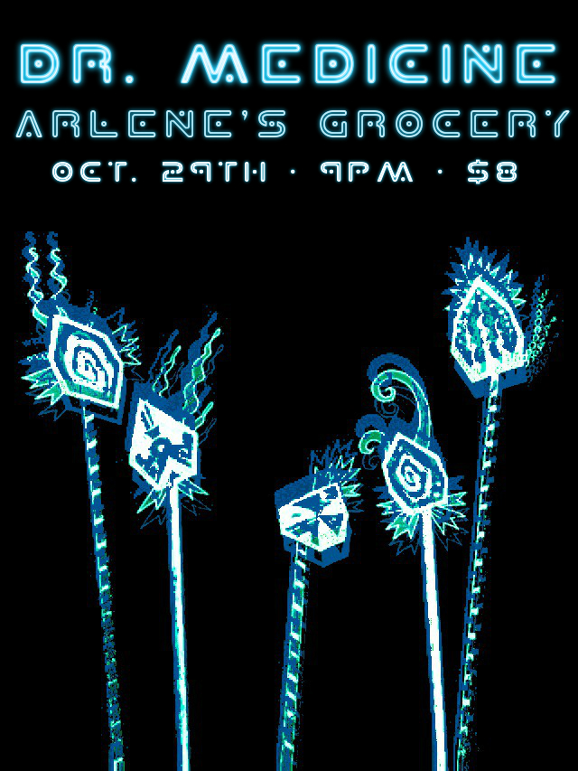 10/29/17 Arlene's Grocery 9pm