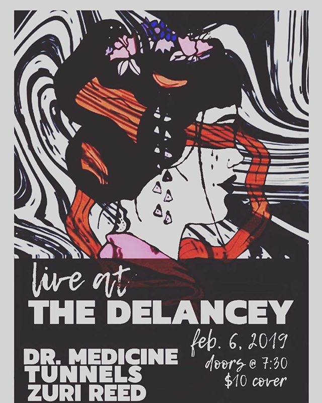 The Doctor will see you on February 6th. #drmedicinenyc