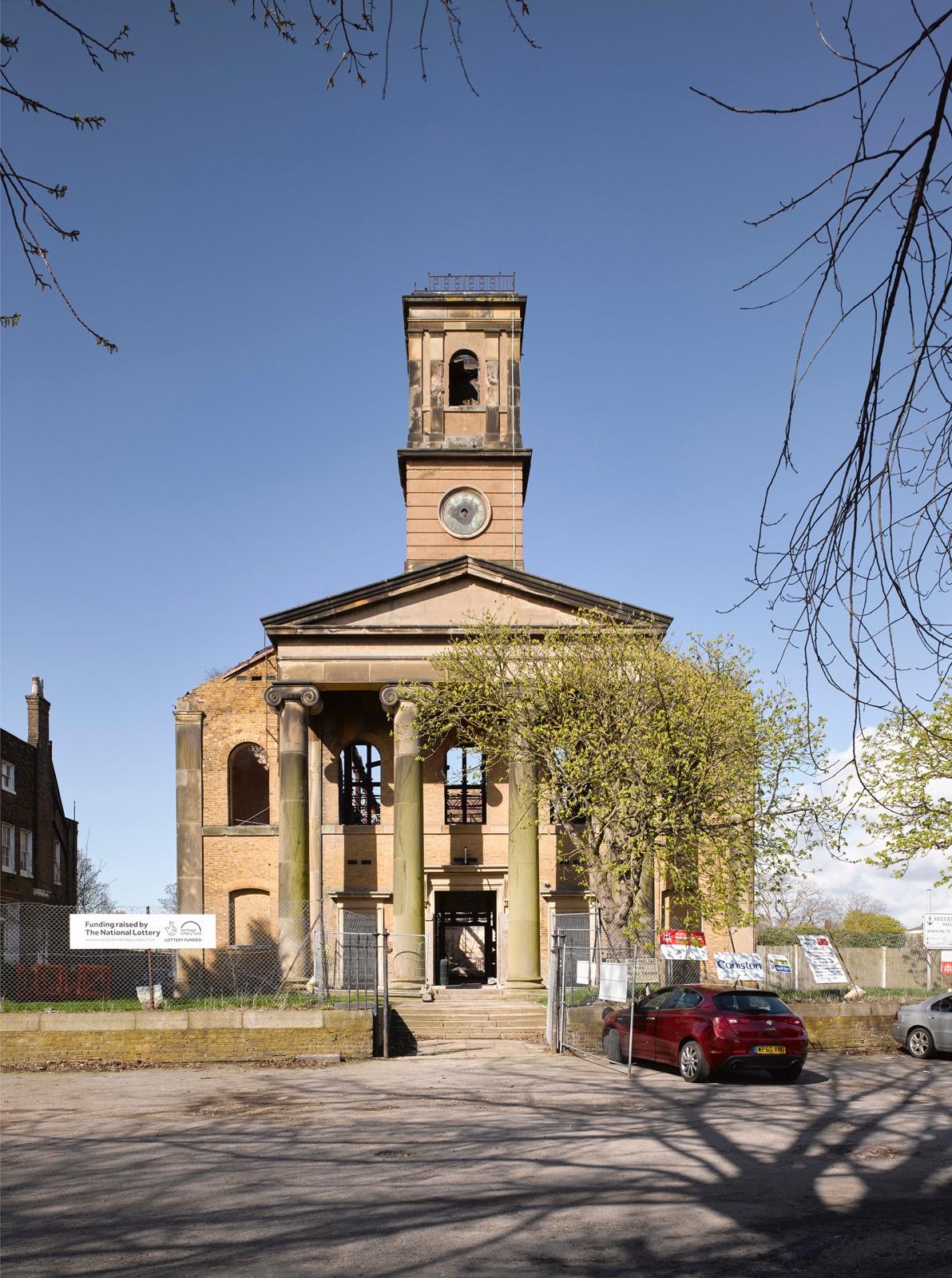 Dockyard Church (James Brittain)