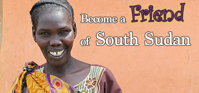 Support families in South Sudan