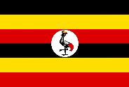 Flag of Uganda