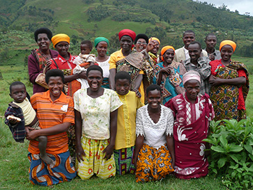 Financial inclusion reaches the poorest communities in Burundi