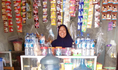 Entrepreneurs learn to develop sustainable businesses in Indonesia