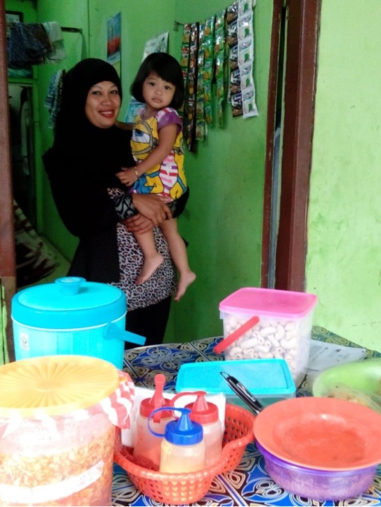 Empowering low-income families in Indonesia