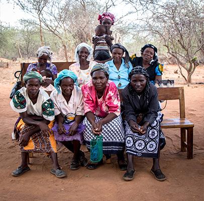 Kenya Savings Group Mothers