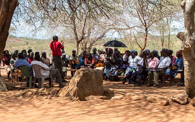Community Savings in Kenya