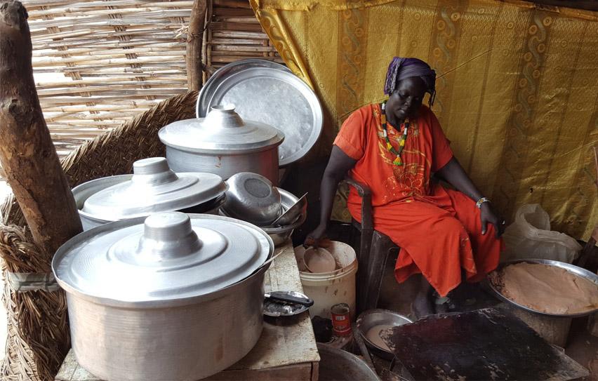 Entrepreneurs develop businesses despite inflation in South Sudan
