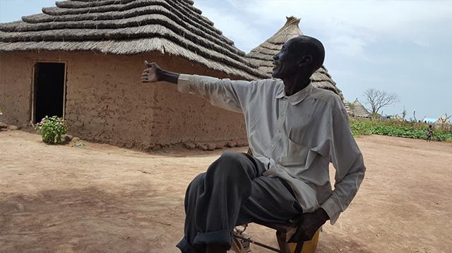 Entrepreneur showcases his home in South Sudan