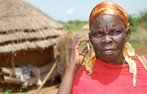 Mobile Phone Technology is transforming the way the world banks