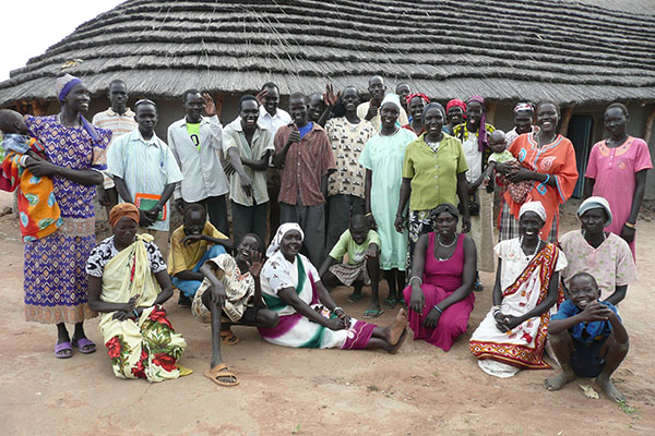 Communities Strengthened through Efficient Charity Work