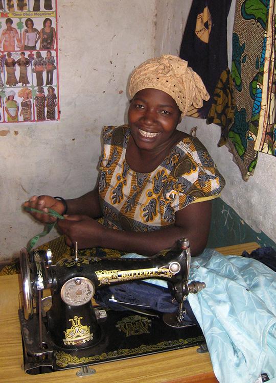 Meet Salome, a Tanzanian Entrepreneur