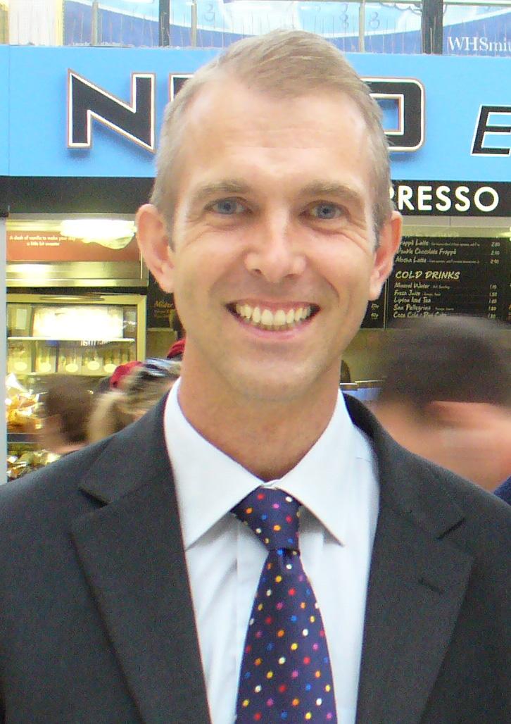 Tom Sanderson, Founding Director of Five Talents UK