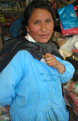 Entrepreneur from Peru
