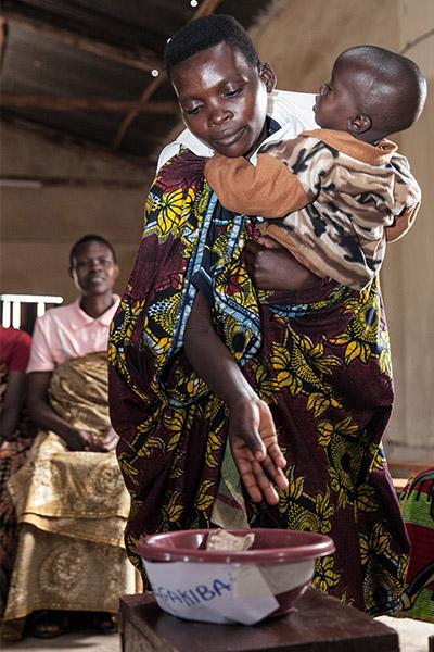 Community Savings in Burundi