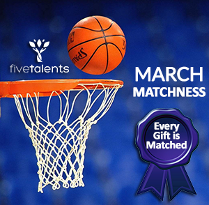 March Matchness - Matching Gift Opportunity