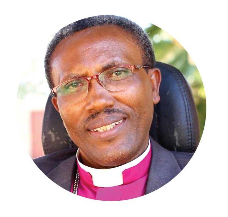 Meet Bishop Seth Ndayirukiye