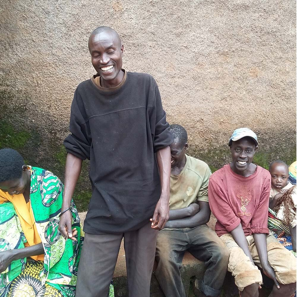 Elie learned to save, invest, and become a modern farmer through Five Talents in Burundi