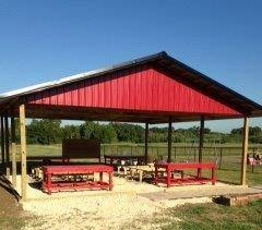 The Outdoor Learning Center at FUMC Cleburne, TX