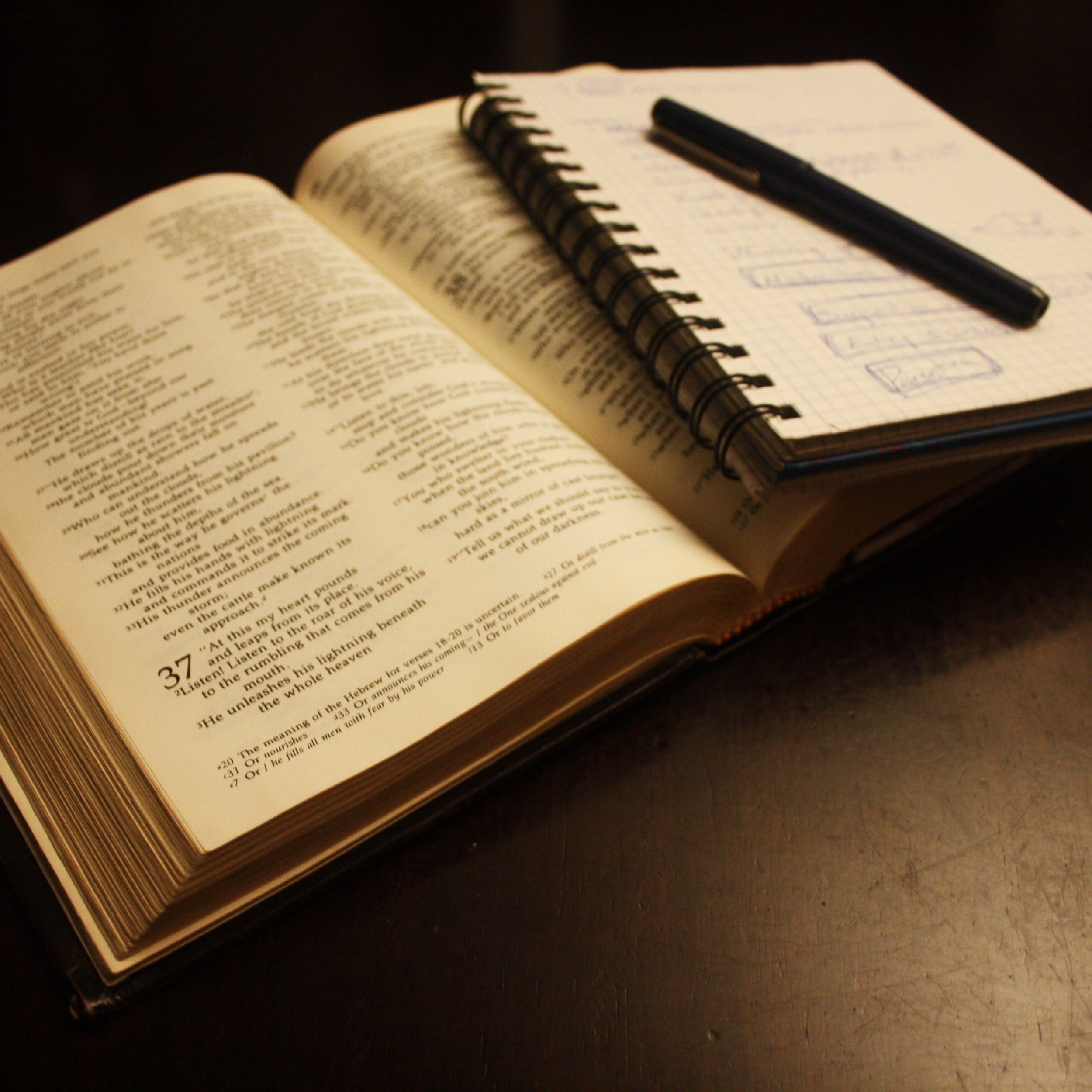 Things I Learned From Writing My Own Bible Study The Liturgy Nerd