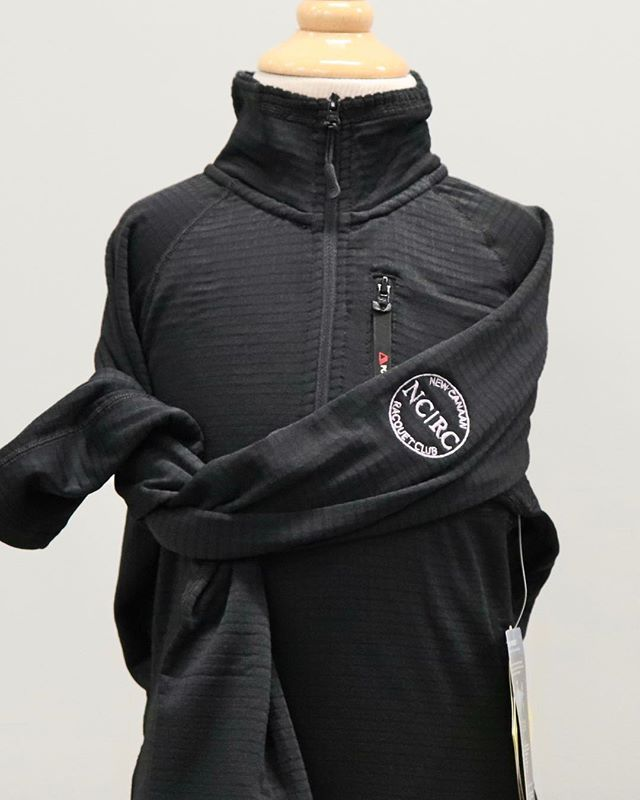 PRO SHOP SALE!  Women's NCRC Logo Polartec Pull Over  Originally $130.00  NOW $69.00  Sizes XS - XL  While supplies last