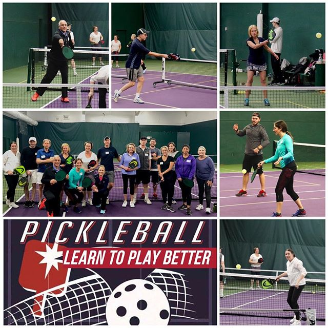 Learn To Play Better Pickleball Clinic  #pickleball #newcanaan