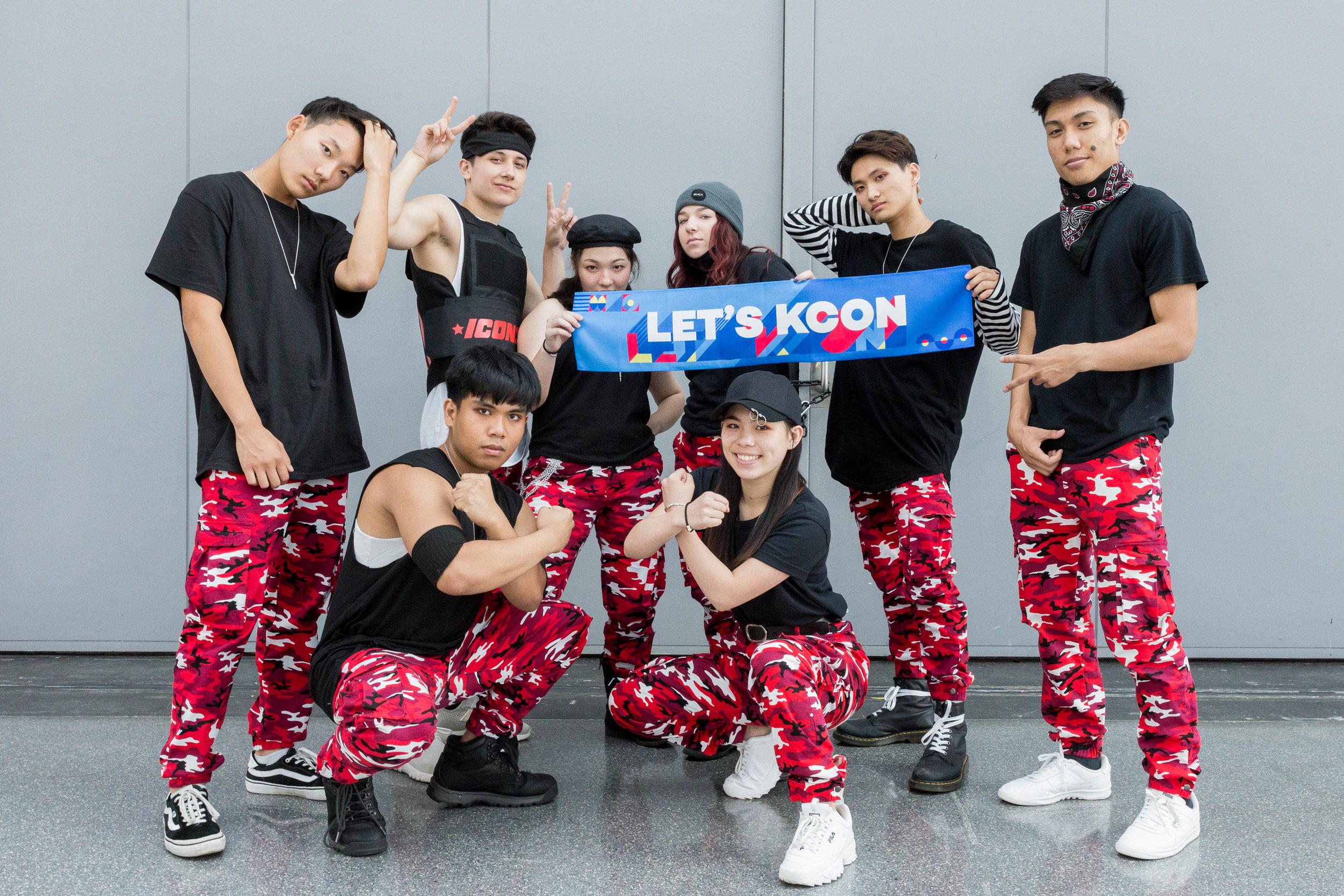 KCON NY '19 - Aamo