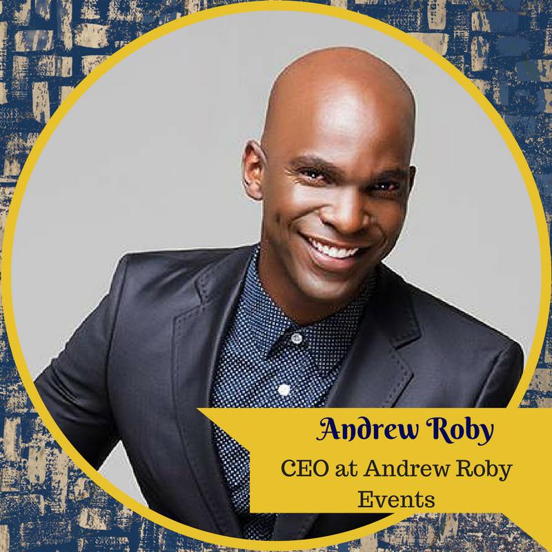 Andrew Roby Events - CreativeX