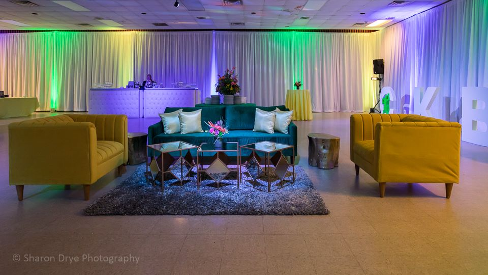 Chakaboom Fitness Decor - Andrew Roby Events
