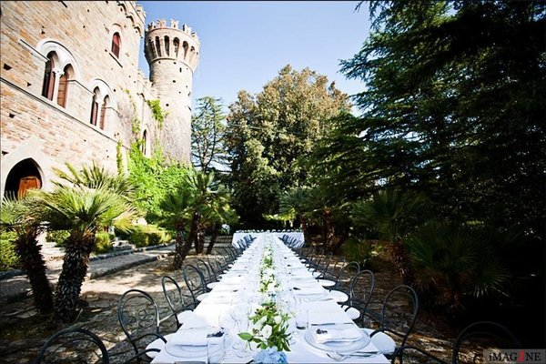 Airbnb Castle In Tuscany