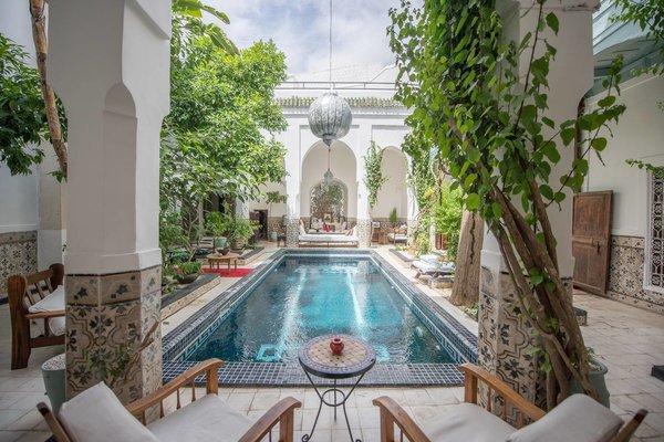 Airbnb - Luxury Riad And Spa Marrakesh