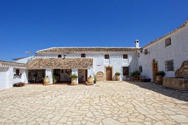 Airbnb - Rural Spanish Farmhouse