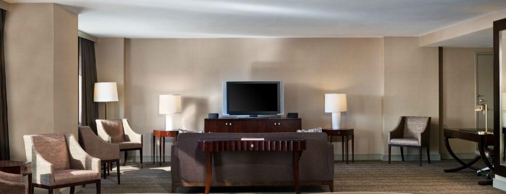 Westin Annapolis Presidential Suite