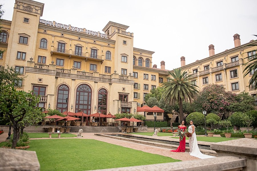 Bridal Shoot at The Palazzo MonteCasino – Johannesburg