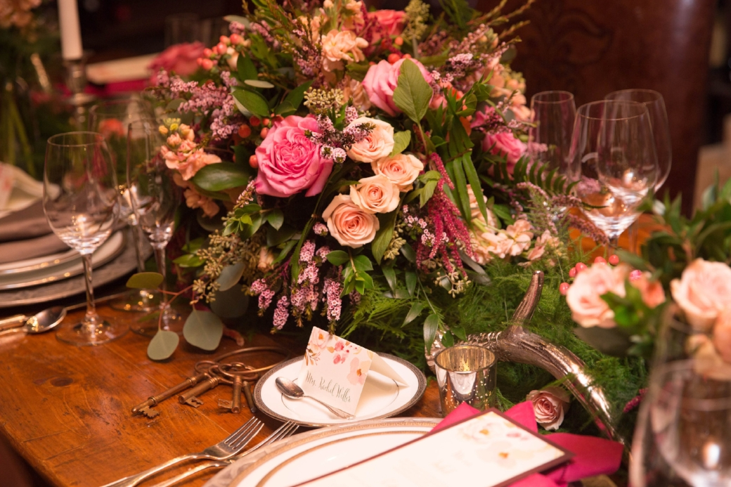 Dinner in Wine Cellar - Andrew Roby Events