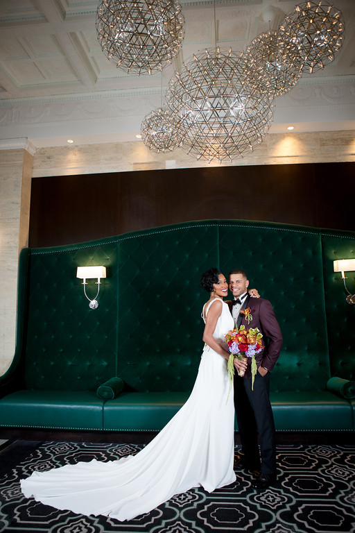 DC Jewel Toned Wedding - Andrew Roby Events