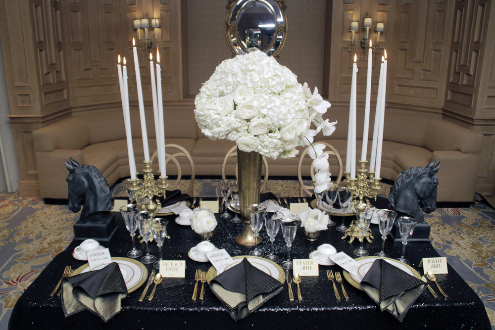 Harlem Renaissance Wedding - Andrew Roby Events