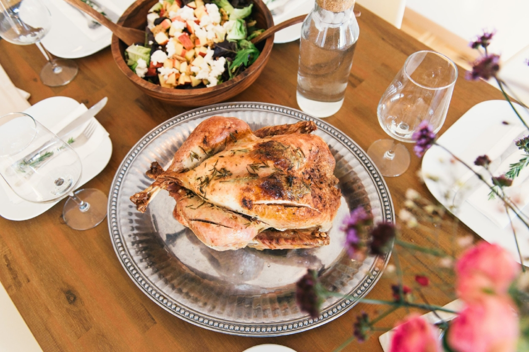 Thanksgiving Dinner - Andrew Roby Events
