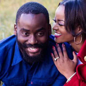 Candid Engagement Shoot - Andrew Roby Events