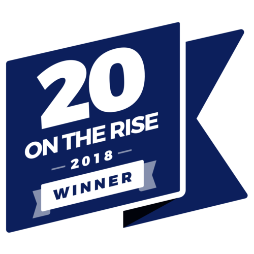 Andrew Roby Events -  20 On The Rise