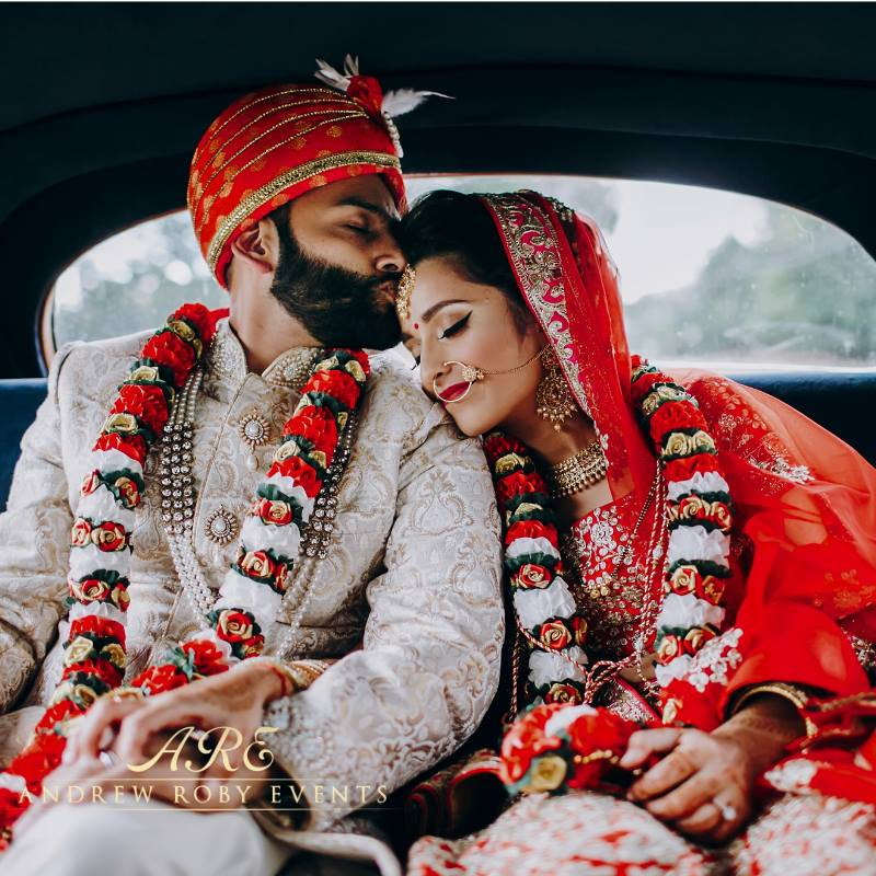 Indian Wedding - Andrew Roby Events