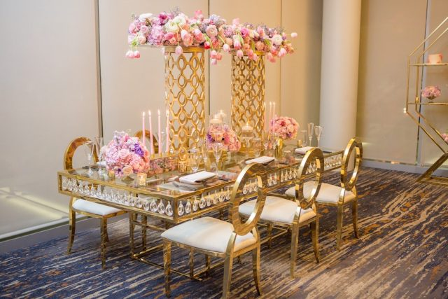 Furniture by Accent Event Rentals - Edward Underwood Photography