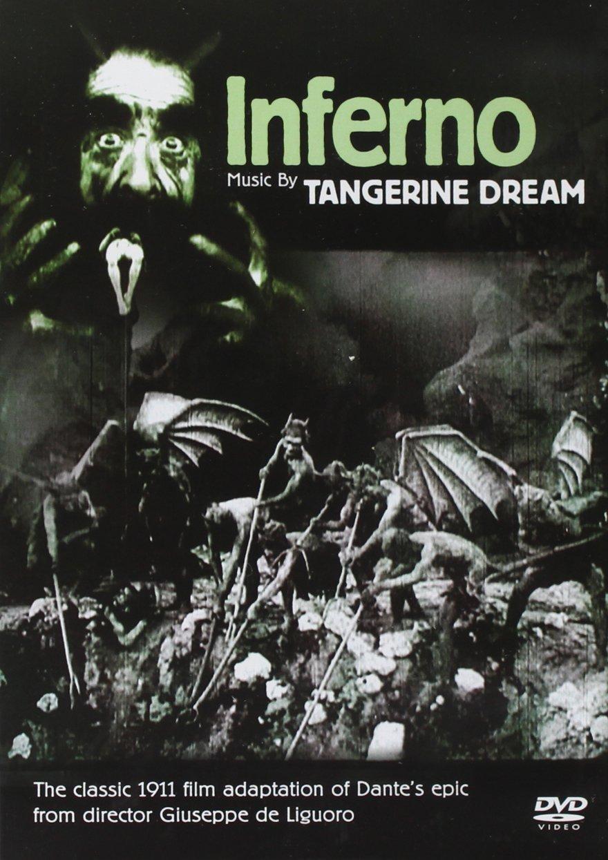 Dante's Inferno (1911) - Francesco Bertolini, Adolfo Padovan, and Giuseppe  De Liguoro — Rotten Pop