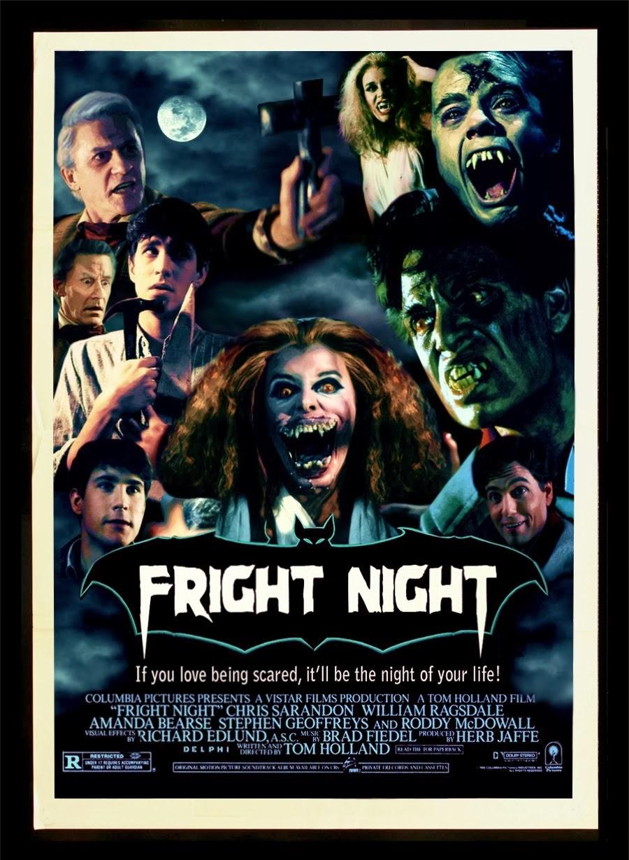 Fright Night (1985) - Tom Holland — Rotten Pop