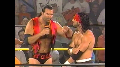 If you're in the ring with me I'll work for free.   - Scott Hall to Syxx-Pac