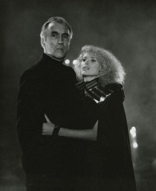 Christopher Lee and Sybil Danning on H2.jpg
