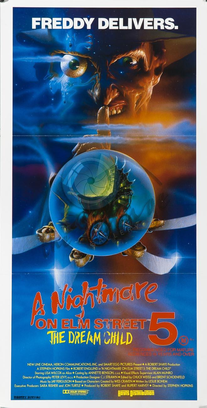 10 - A Nightmare on Elm Street Part 5: The Dream Child