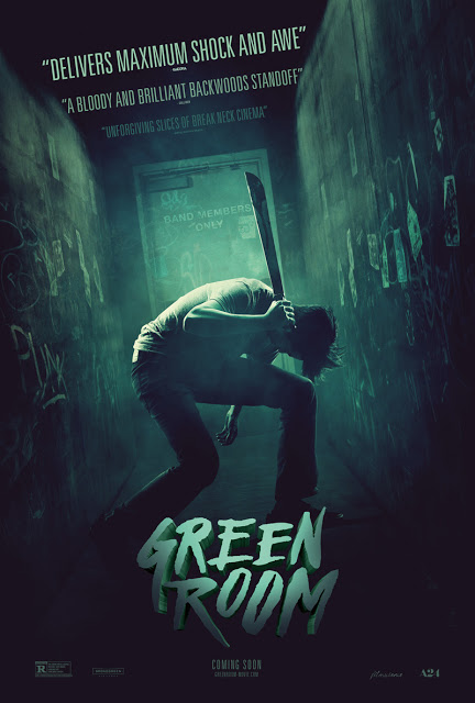31 - The Green Room